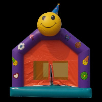 inflatable indoor bouncersGB009