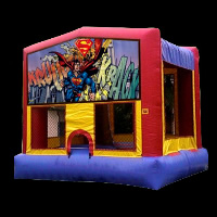 inflatable bouncers rentals in chicagoGB040